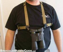 How To Carry Your Binoculars - The Choice Is Yours