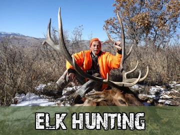 Hunting Colorado with Rocky Mountain Ranches