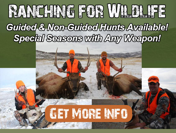 Ranching for Wildlife | Colorado Hunting Trips